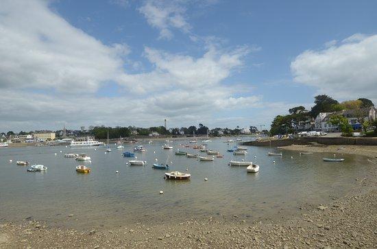Sainte-Marine, Francia: il porto