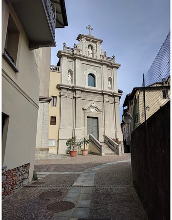 Rancio Valcuvia, Italia: Chiesa