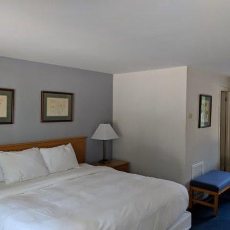 Town & Country Resort Motor Inn: King