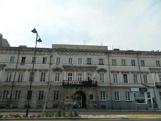 Dawny Palac Puchalskich - Dom Rodzinny Marii Konopnickiej