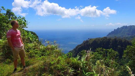 Bilde fra Marquesasøyene
