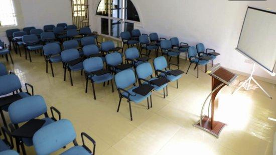Legon, Ghana: Conference Room