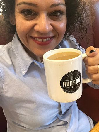 Hudson Cafe: Coffeeeee