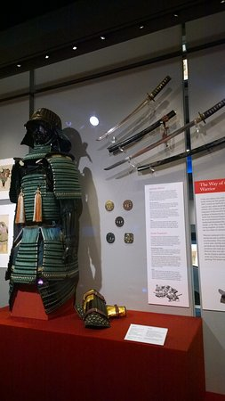 Chester Beatty Library: Samurais and armor