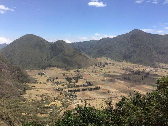 Calacali, Ecuador: Cráter del Pululahua