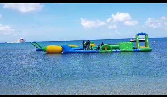 Splash Ventures Aqua Park SKN