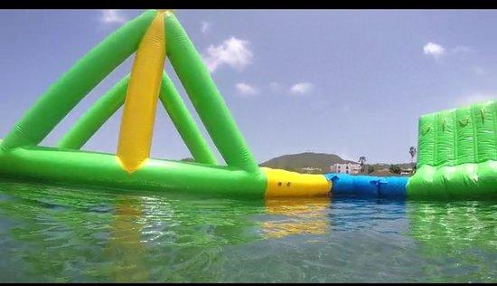 เนวิส: Splash Ventures Aqua Park St/ Kitts-Nevis
