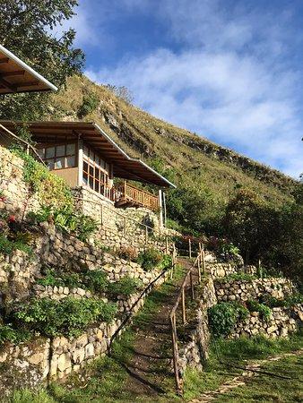 Leymebamba, Перу: Uno de los bungalows
