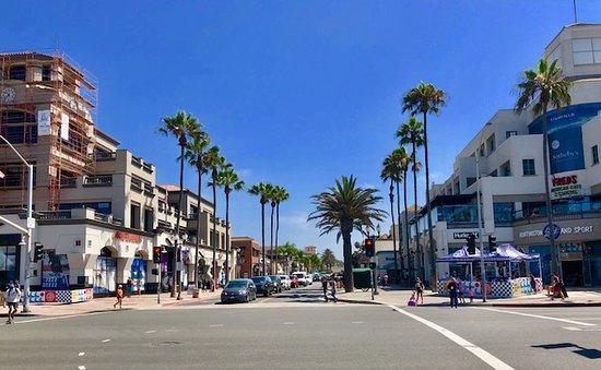 Downtown Huntington Beach Main Street