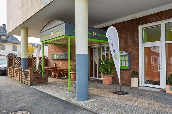 H+ Hotel Siegen: Exterior