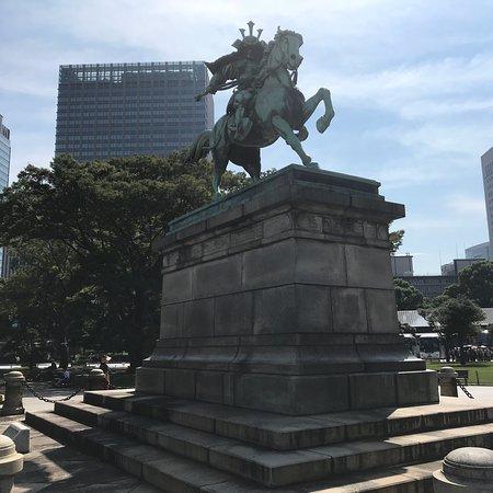 Kusunoki Masashige Statue照片