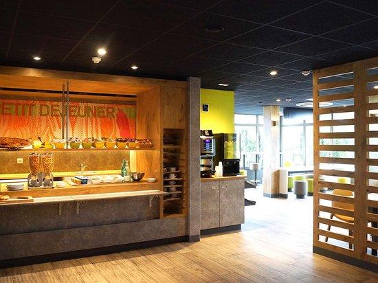 Ibis Budget Bergerac: Restaurant