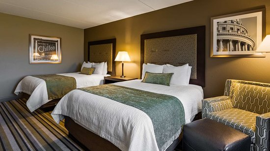 Chilton, WI: Guest Room