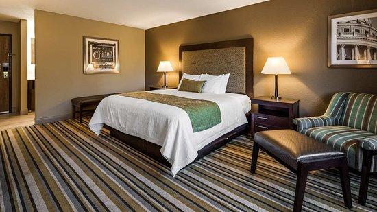 Best Western Stanton Inn: Guest Room