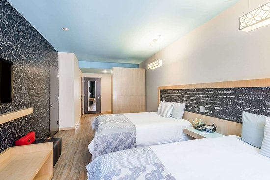 Tryp by Wyndham New York City Times Square South: Guest room
