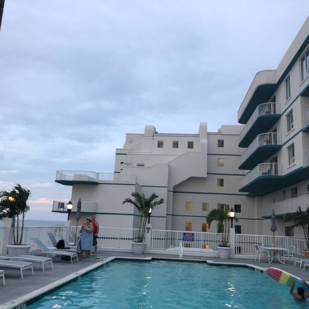 Pool Picture Of Doubletree By Hilton Ocean City Oceanfront Tripadvisor
