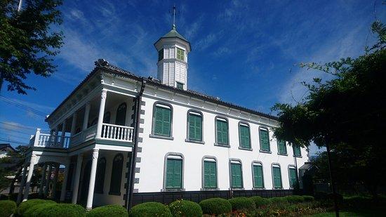 Juyo Bunkazai Kuni Shiseki Kyu Nakagomi School