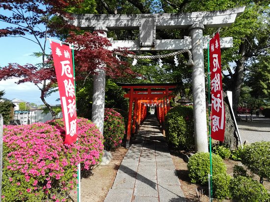 Obiki Inari Shrine