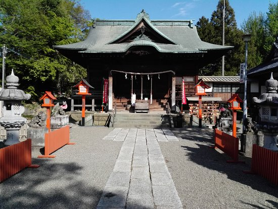 Obiki Inari Shrine