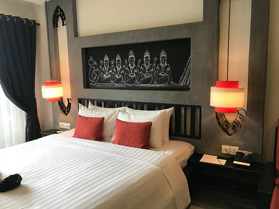 An excellent resort in the heart of Siem Reap