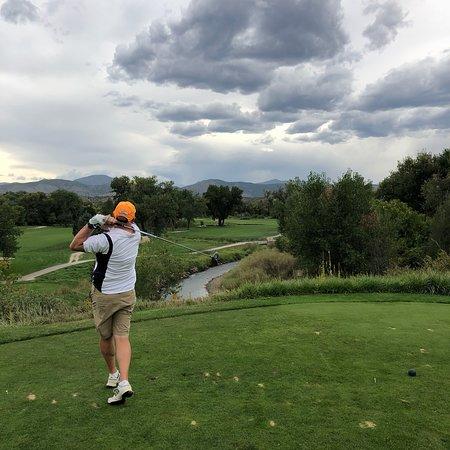 Mariana Butte Golf Course: Aug 30, 2018