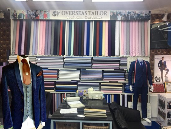 Overseas Tailor - 3rd branch