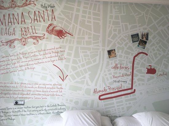 Hotel La Chancla : Bedroom
