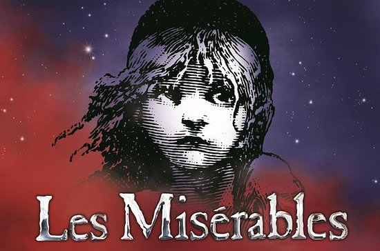 Teaterbilletter til Les Miserables