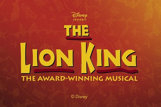 Teaterbilletter til The Lion King