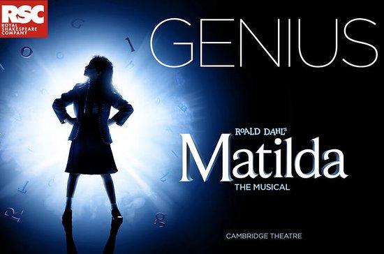 """Spettacolo teatrale """"Matilda"""" a Londra"""