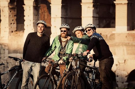 Rome City Small-Group Bike Tour (with...