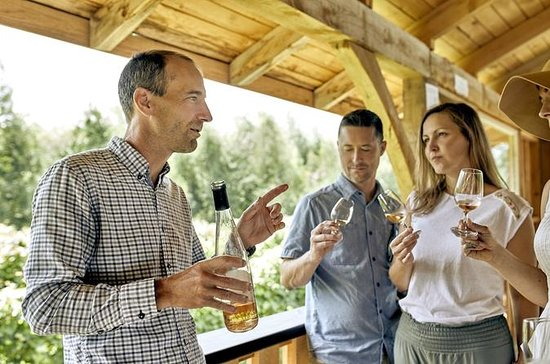 Small-Group Quebec Wine Tour from...
