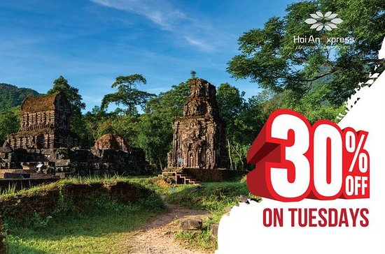My Son Sanctuary Half-Day Tour from...