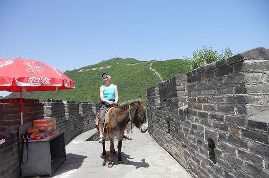 慕田峪長城と頤和園の1日プライベートツアー、昼食と入場料込み