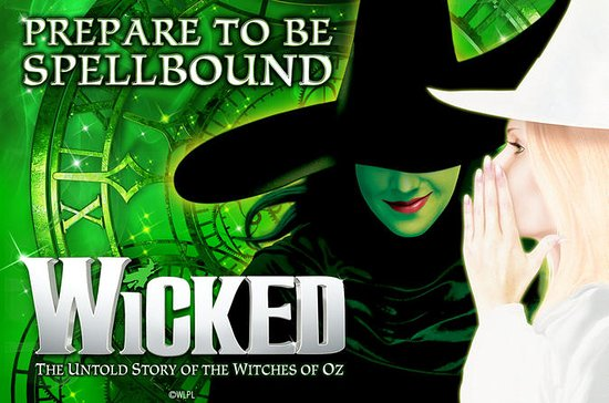 Teaterbilletter til Wicked the Musical