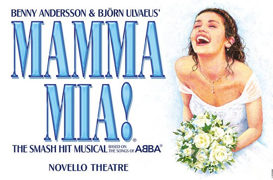 Mamma Mia! Teaterforestilling