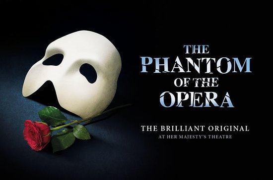 Phantom of the Opera Theatershow