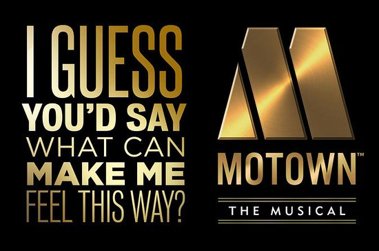 Motown The Musical Theatre Show