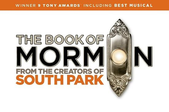 The Book of Mormon Theater Show in...