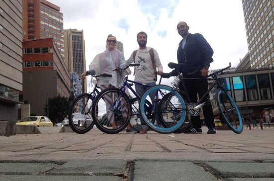 Bogota Sightseeing Small-Group Bike...
