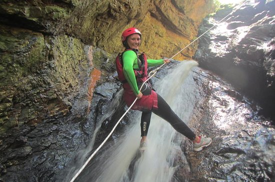 2-Hour Canyoning Trip in The Crags