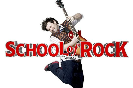 School of Rock Musikken i London