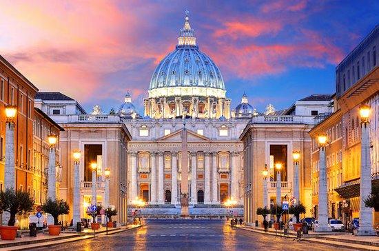 聖ペテロ教会ライバル天才ツアー:レオナルド対ミ…