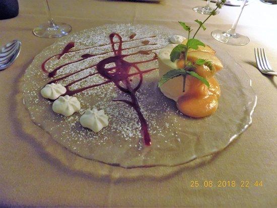 Gincla, ฝรั่งเศส: Soufle - delicious