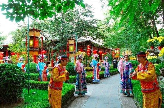 为期3天的北京贵宾美食私人旅游与杂技表演选项