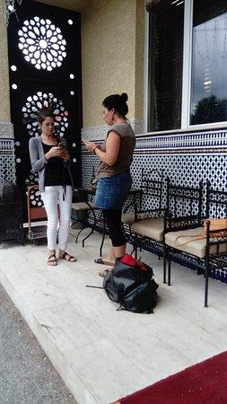Ανμάς: Εστιατόρια