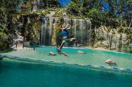 Saltos Azules allo Scape Park Cap Cana