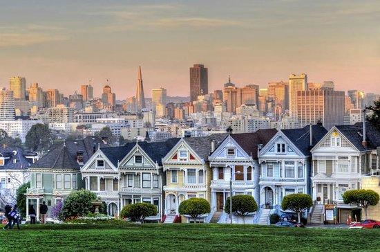 Caminhada On / Off Flexível San Francisco Tour Pass (8 Passeios a Pé...