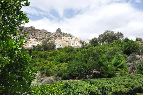 Privat hel dag Jebel Akhdar Tour från ...
