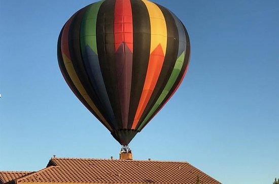 Privat Las Vegas Hot Air Balloon...